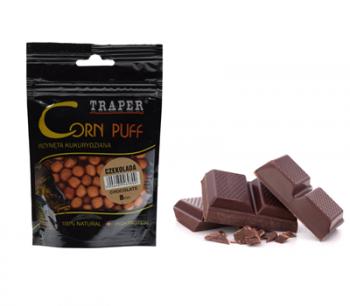 Кукуруза Trapper Puff Corn шоколад