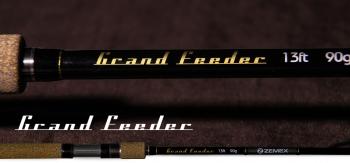 Удилище фидерное ZEMEX GRAND Feeder