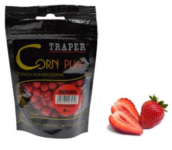 Кукуруза Trapper Puff Corn клубника