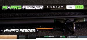 Удилище фидерное ZEMEX Hi-Pro Feeder