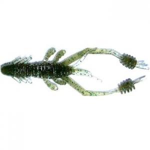 Силиконовая приманка Reins Ring Shrimp цвет 003 Moebi