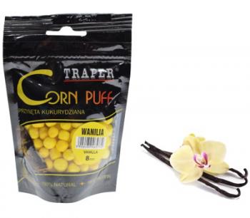 Кукуруза Trapper Puff Corn ваниль
